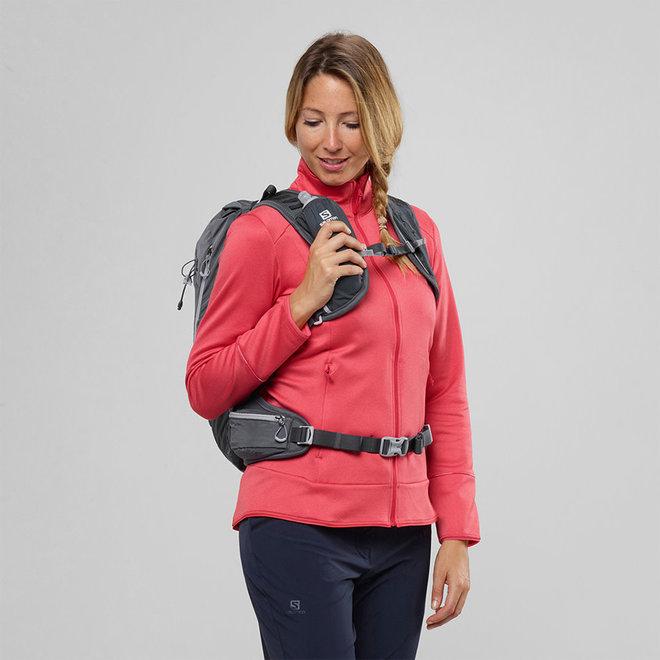 Salomon Out Day 20 + 4 Outdoor Backpack Ladies Gray