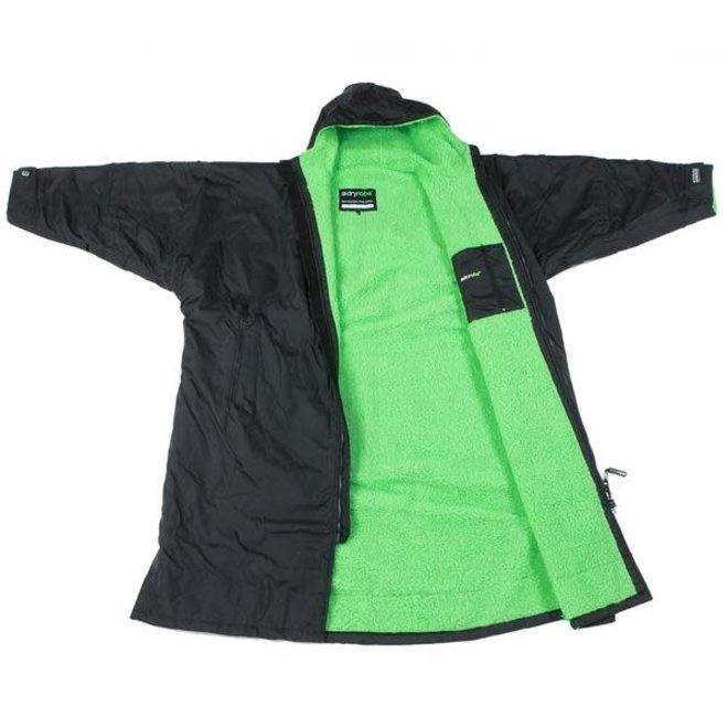 Dryrobe Advance Longsleeve Black / Green
