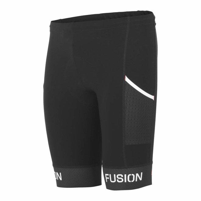 Fusion SLI Run Tight Pocket Zwart Unisex Waterafstotend