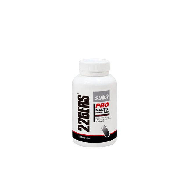 226ERS SUB9 Pro Salts Electrolytes - 100 capsules