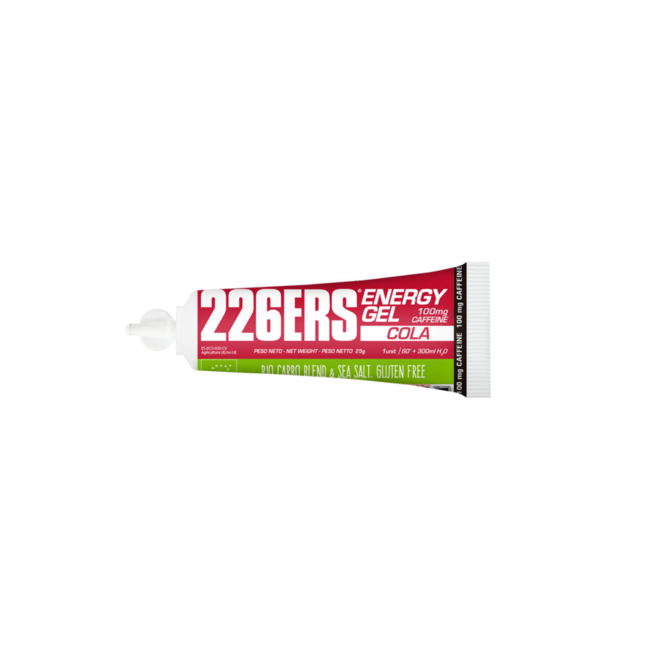 226ERS Bio Energy Gel Cola - Caffeine (25 grams)