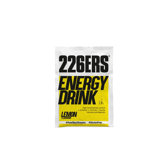 226ERS Energy Drink Lemon - sachet (50 grams)