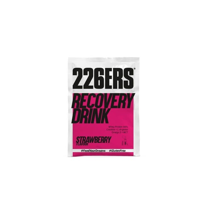 226ERS Recovery Drink Strawberry - sachet (50 grams)