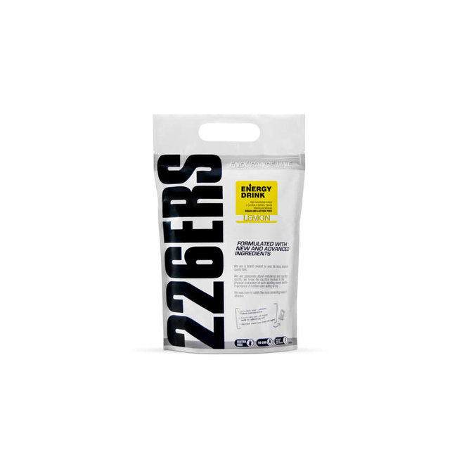 226ERS Energy Drink Lemon (1000 grams)