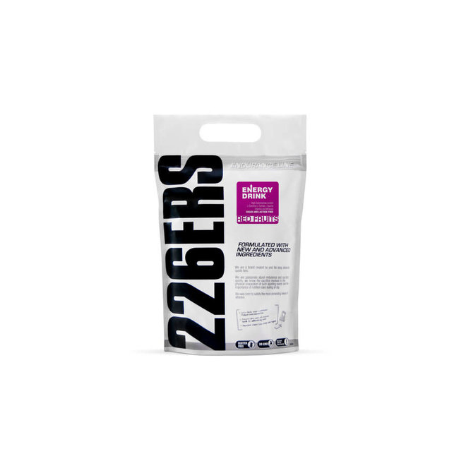 226ERS Energy Drink Red Fruits (1000 grams)