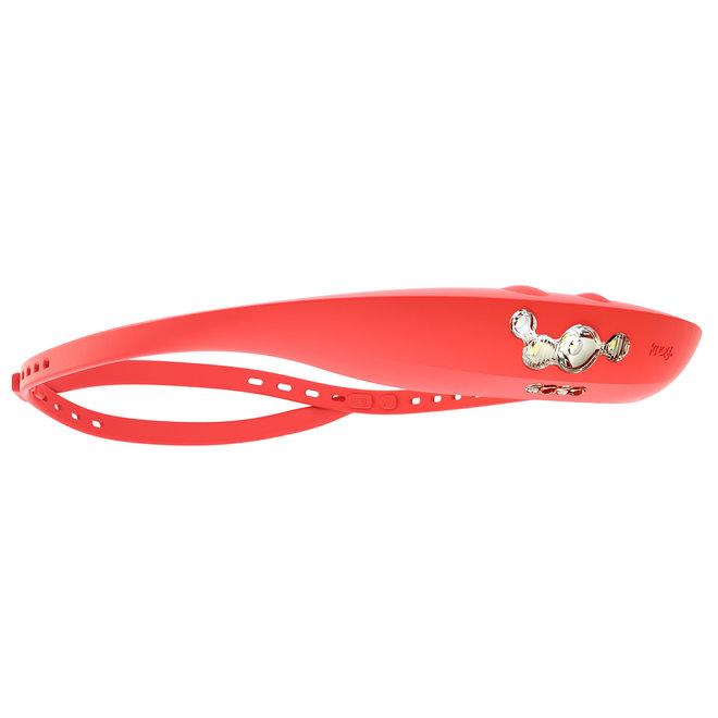 Knog Bandicoot Hoofdlamp Running Red (100+ Lumen)
