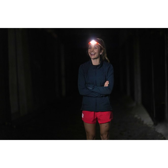 Knog Quokka Run Head lamp Blue (100 lumen)