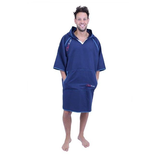 Charlie McLeod Driathlon Navy Changing towel Unisex