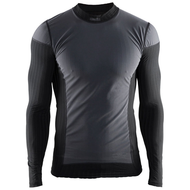 Craft Active Extreme 2.0 Windstopper Longsleeve Black Men's Crewneck