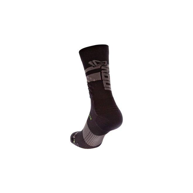 Inov-8 F-Lite Crew Socks Black / Gray