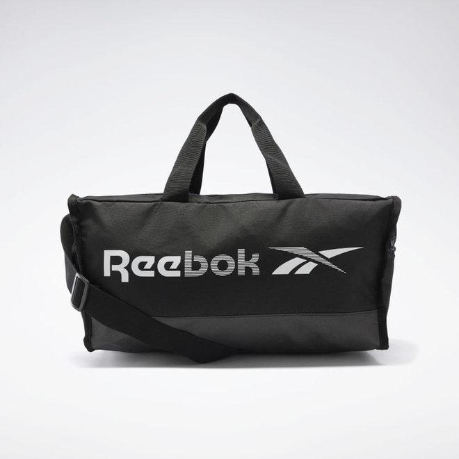 Reebok Training Essentials Small Grip Duffel Bag Black