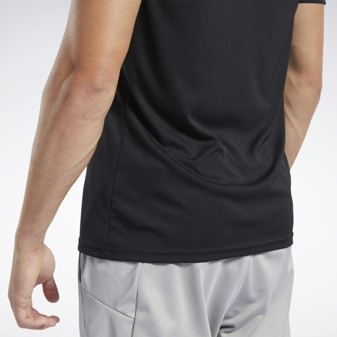 Reebok Workout Ready T-Shirt Men Black