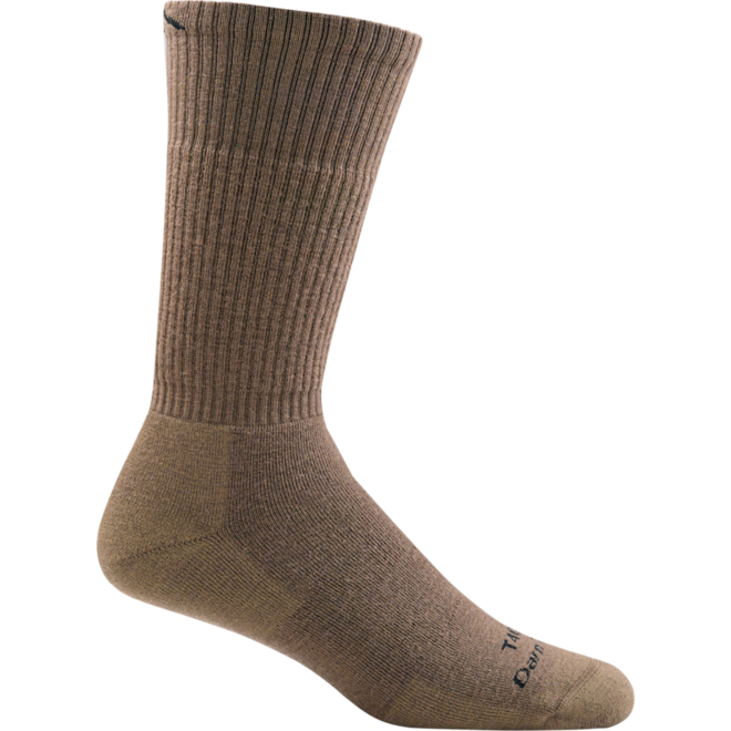 Darn Tough Tactical Boot Full Cushion Coyote Brown Merino Socks