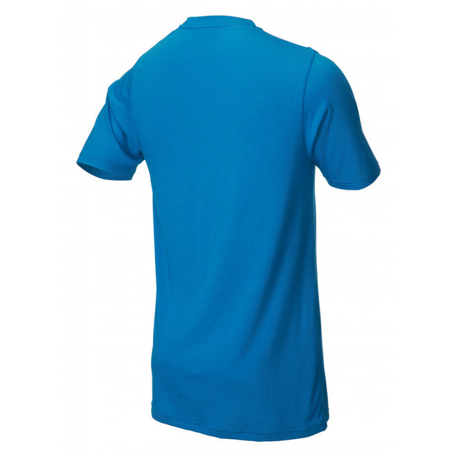 Inov-8 Tri Blend SS Grid T-shirt Men Blue