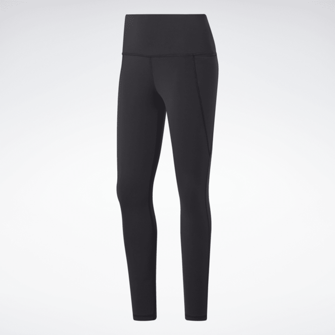 Reebok Lux Hoge Legging 2.0 Dames Zwart
