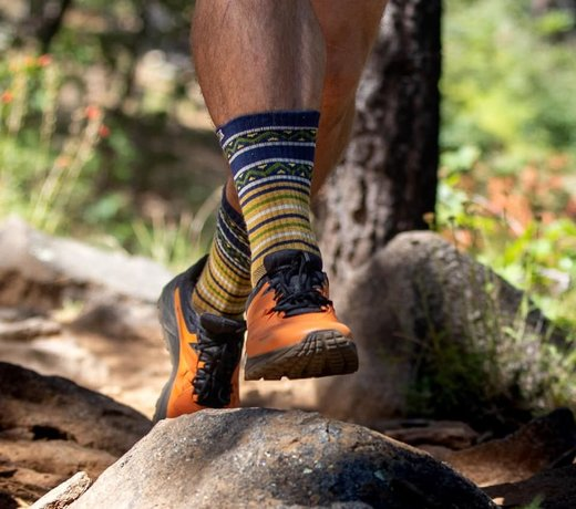 Teensocken-Hindernis, Trail und Ultra Run