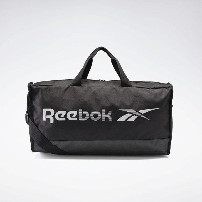Reebok TE Medium Grip Duffel Bag Black