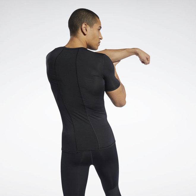Reebok Workout Ready Compression T-Shirt Men Black