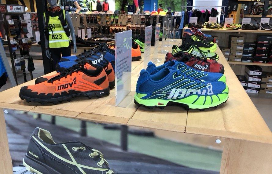 Nieuwe OCR en trailrun schoenen januari 2020