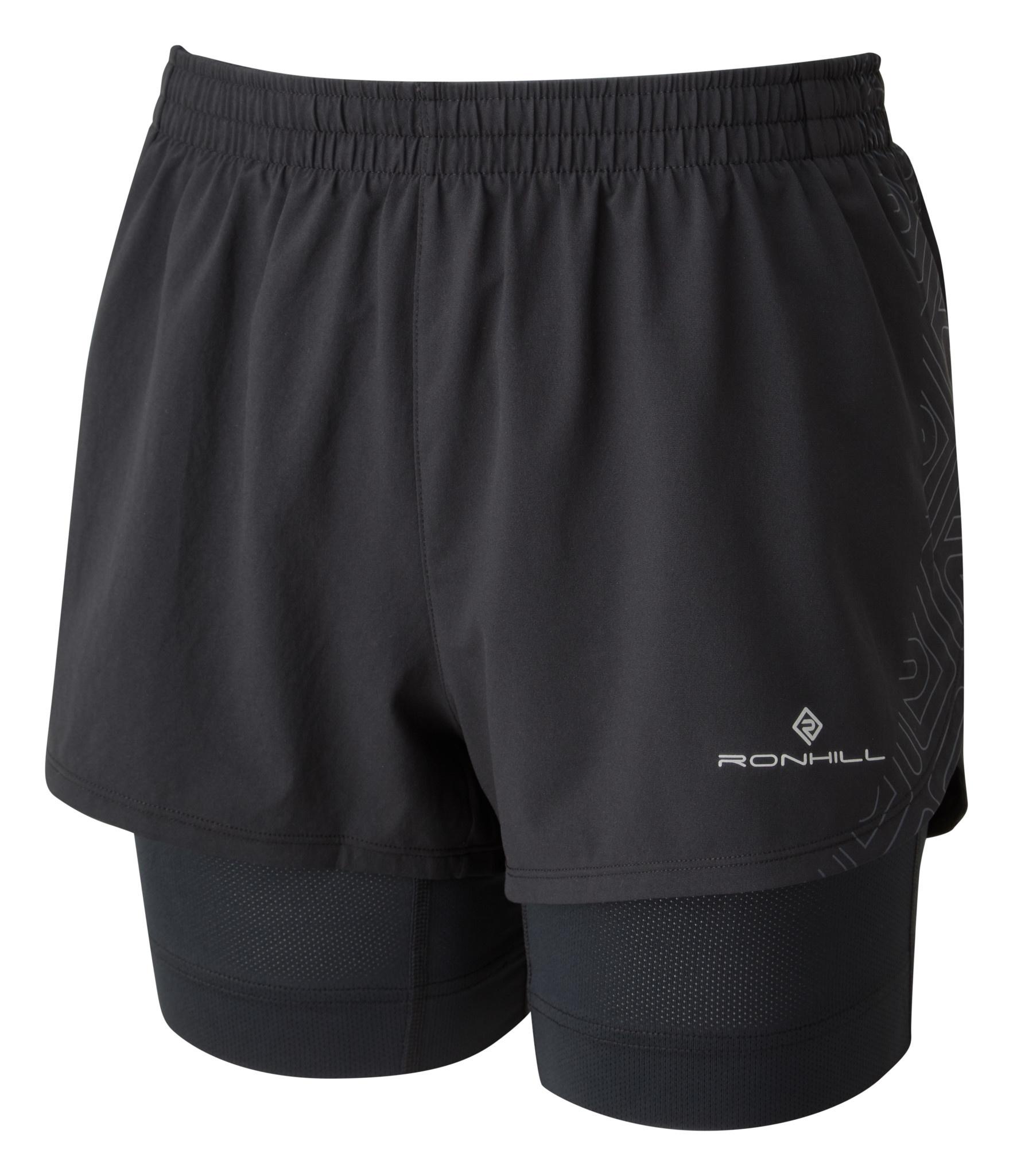 dames > shorts > 2 in 1 shorts