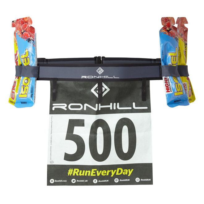 Ronhill Race Number Belt Schwarz