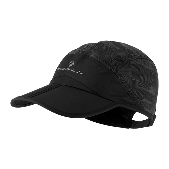 RonnHill Afterlight Split Cap Black