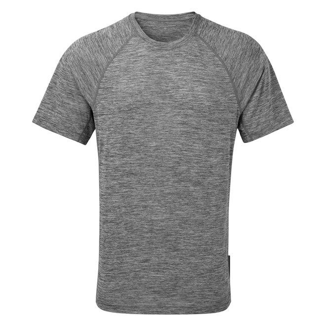 RonHill Momentum SS T-Shirt Gray Men