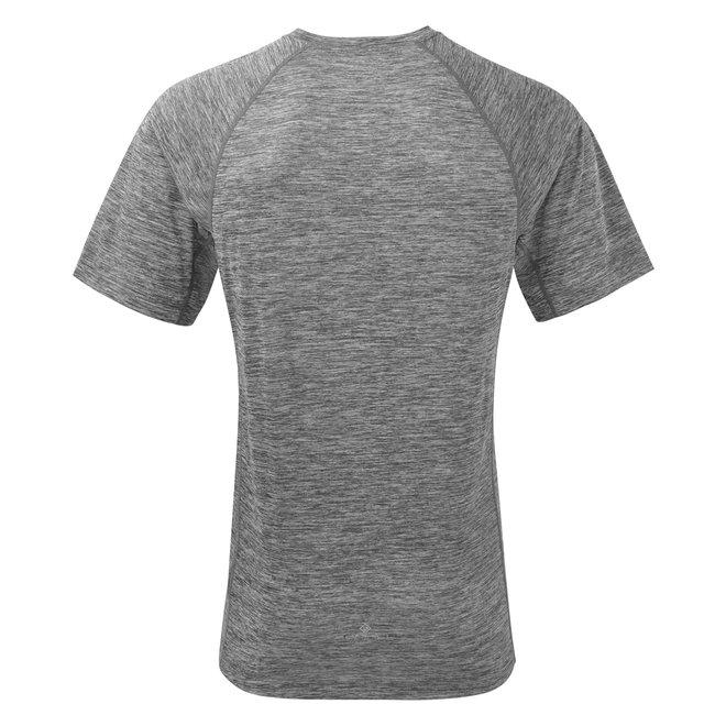 RonHill Momentum SS T-Shirt Grau Herren