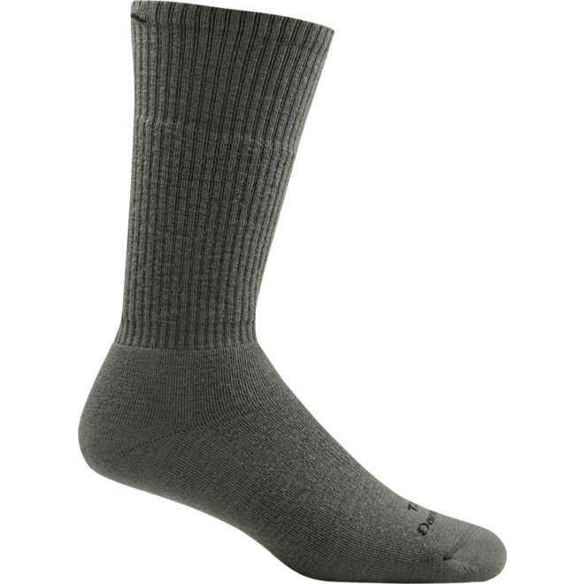 Darn Tough Tactical Boot Full Cushion Foliage Merino Socks
