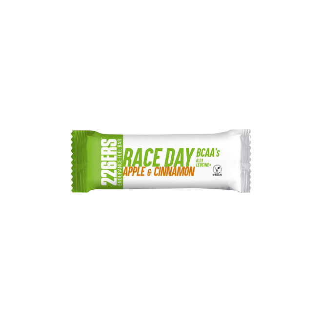226ERS Race Day Bar BCAAs - Apple & Cinamon