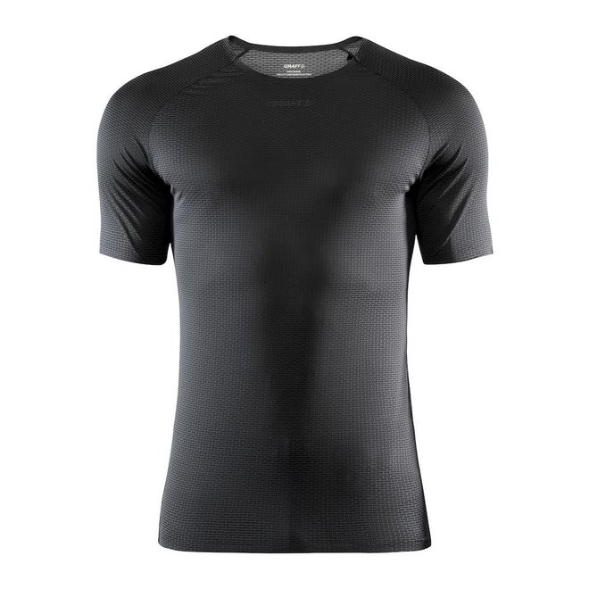 Craft Pro Dry Nanoweight SS T-Shirt Men Black