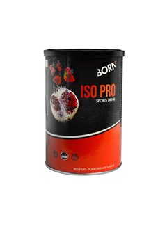 Born Born Iso Pro Sport Drink Red Fruit