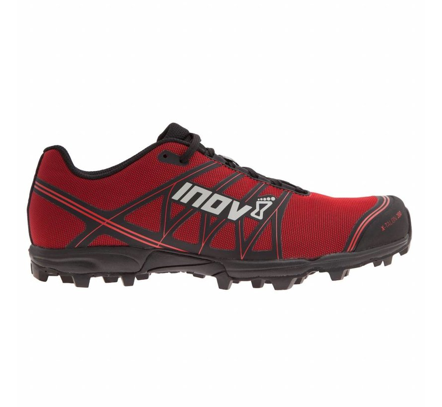Roter Hindernis- und Trail Run-Schuh aus Inov-8 X-Talon 200