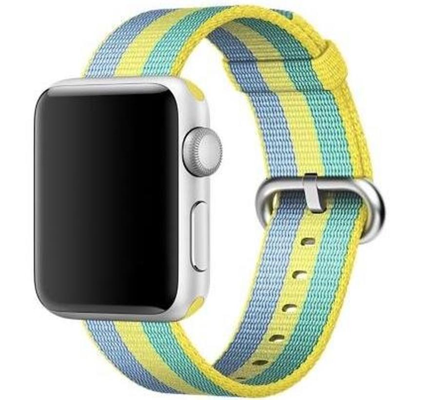Apple Watch nylonschnallenband - pollen