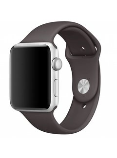 123Watches.nl Apple watch sport band - cacao