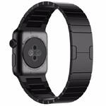 123Watches Apple Watch lien en acier - noir