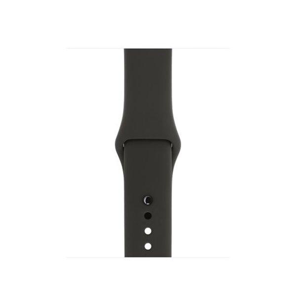 123Watches Apple Watch sport sangle - gris