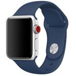 123Watches Apple watch sport band - cobalt