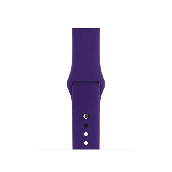 123Watches Apple watch sport band - violet