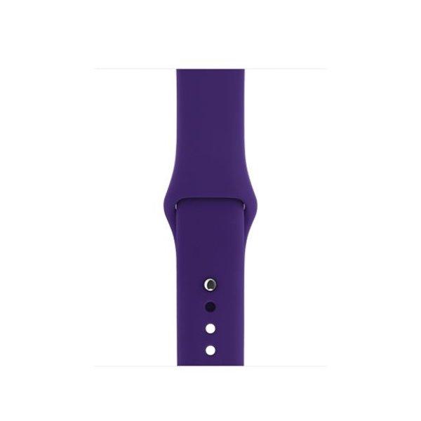 123Watches Apple Watch sport sangle  - violet