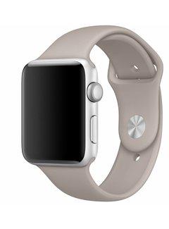 123Watches.nl Apple watch sport band - kiezelsteen