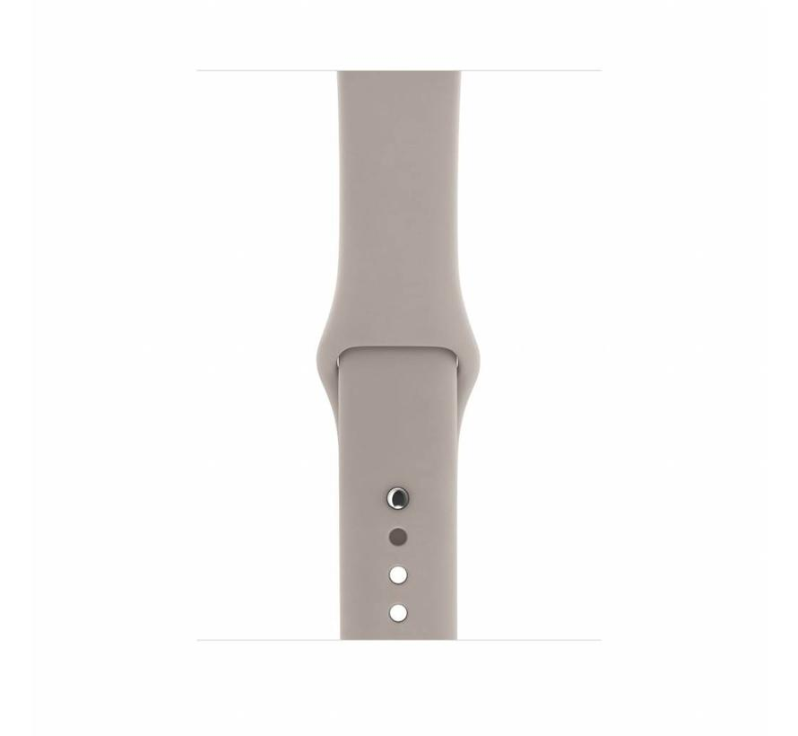 Apple watch sport band - pebble
