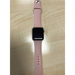 123Watches Apple watch sport band - pink sand