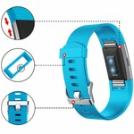 123Watches Fitbit charge 2 sport band - blauw