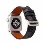 123Watches Apple Watch Lerngitterband - schwarz