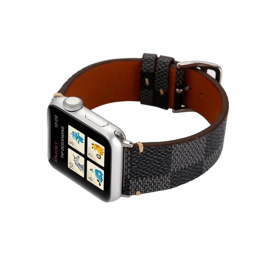 Apple Watch Lerngitterband - schwarz