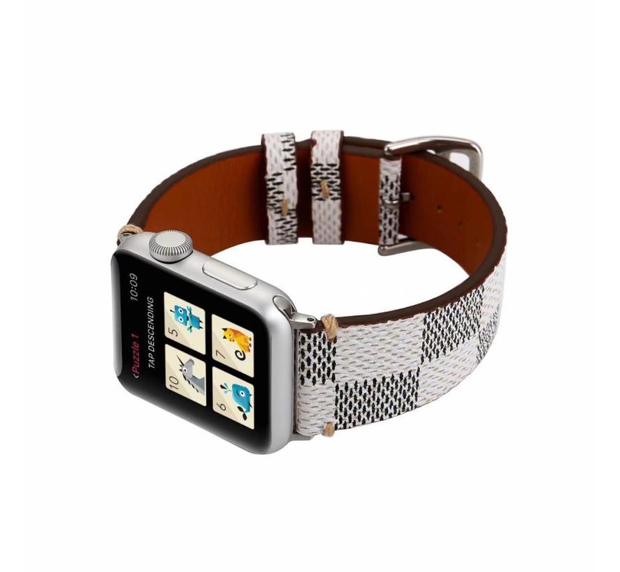 Apple Watch Lerngitterband - weiß
