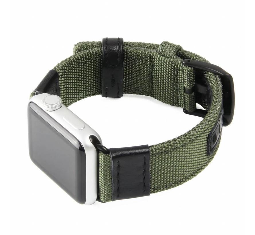 Apple watch nylon Militär- band - grün