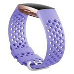 123Watches Fitbit charge 3 & 4 sport point band - lavender