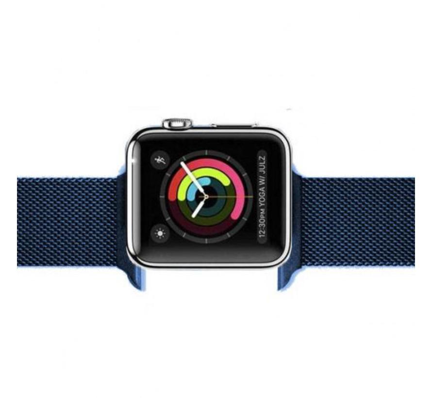 Apple watch milanese band - blau